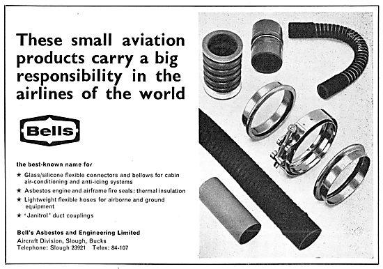 Bell's Asbestos -  Aircraft Jointing, Sealing & Couplings.