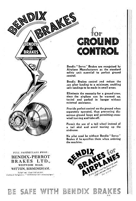 Bendix Aircraft Brakes - Bendix-Perrot