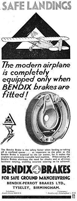 Bendix Aircraft Brakes