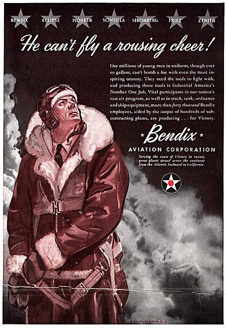 Bendix Corporation USA War Production 1942