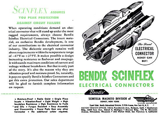 Bendix Scintilla Electrical Components