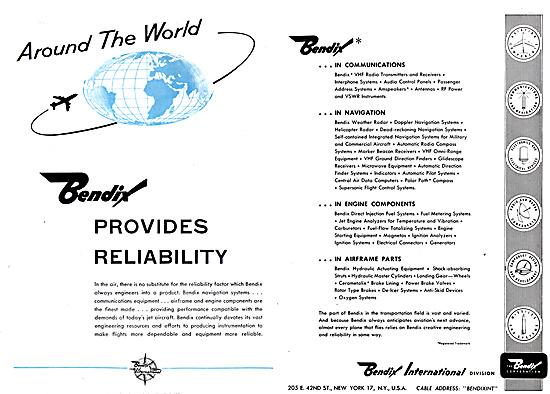 Bendix  Avionics & Electronic Systems
