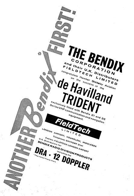Bendix Corp : Avionics & Electronic Systems. Fieldtech