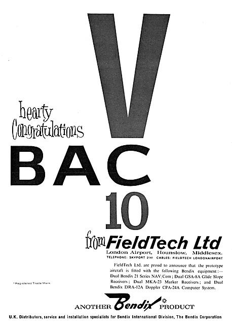 Bendix Avionics - FieldTech