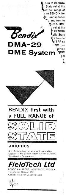 Bendix Corp : Avionics & Electronic Systems - Fieldtech