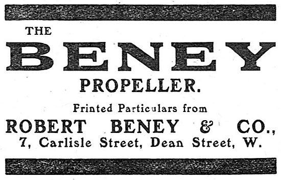 Beney Propellers