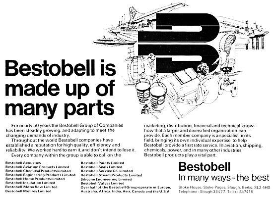 Bestobell Aviation Products