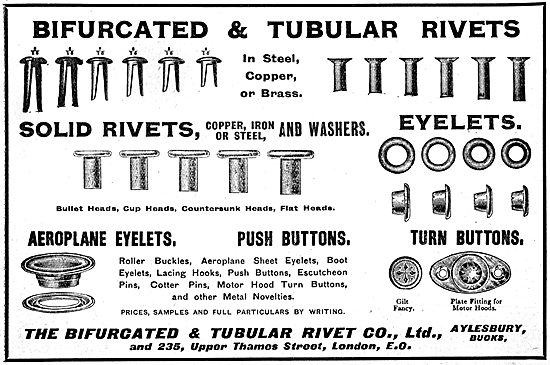 Bifurcated & Tubular Rivet.Co