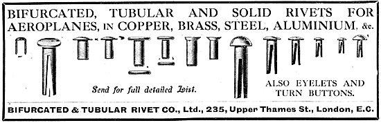Bifurcated & Tubular Rivet .Co - AGS