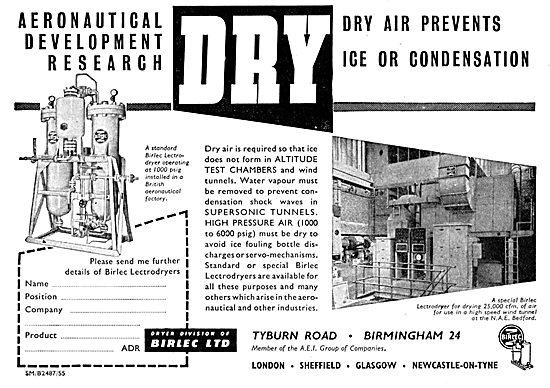 Birlec Industrial Dehumidifiers