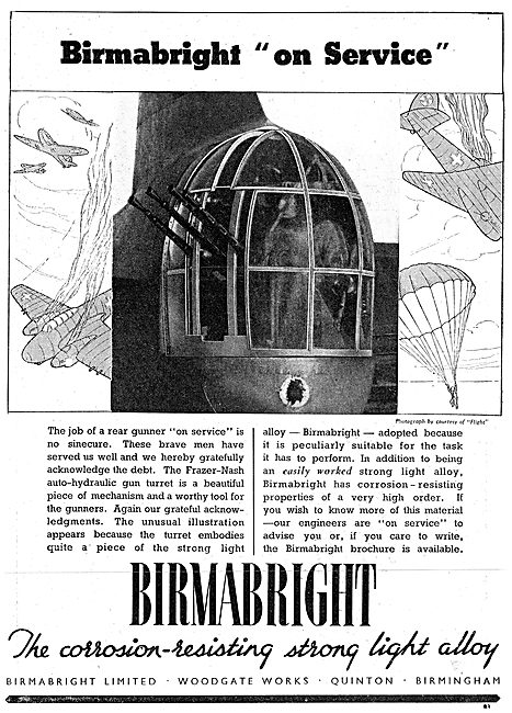 Birmabright Light Alloys