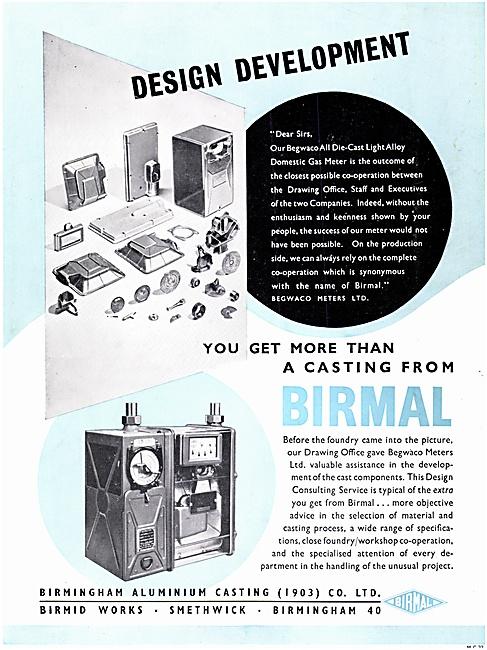 Birmal Birmid: Birmingham Aluminium - Aero Castings