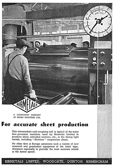 Birmetals Cold Rolling Mill