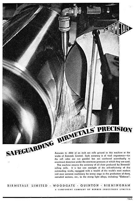 Birmetals Rolling Mills - Elektron