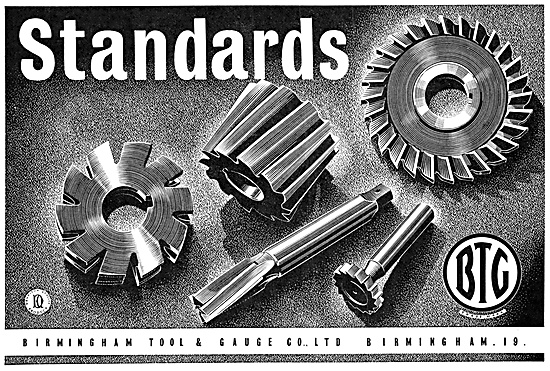 Birmingham Tool & Gauge Machine Tools