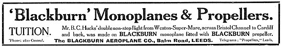 Blackburn Aircraft And Accessories