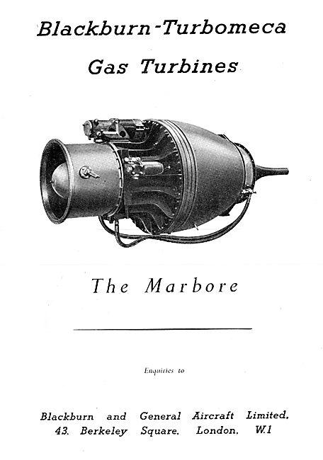 Blackburn-Turbomeca Marbore