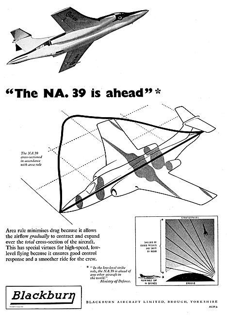 Blackburn NA39 - Blackburn Buccaneer