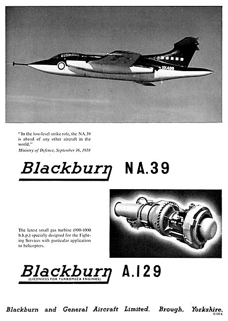 Blackburn NA39 Buccaneer