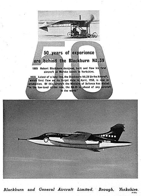 Blackburn Aircraft 50 Years
