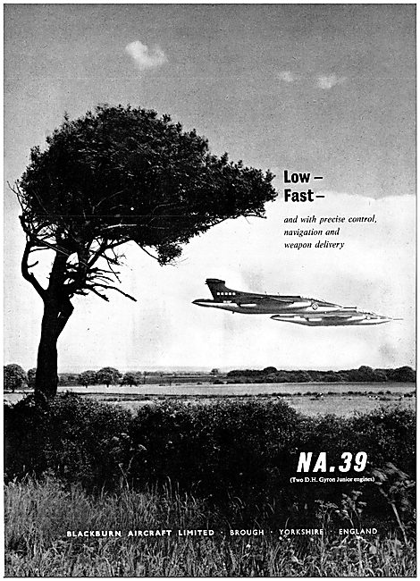 Blackburn N.A.39 Buccaneer 1959