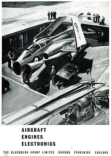 Blackburn Aircraft Engines & Electronics