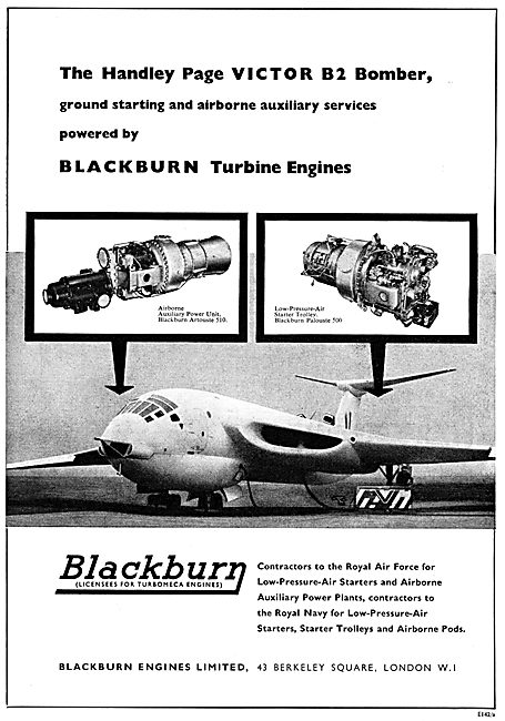 Blackburn Artouste 510 AAPU