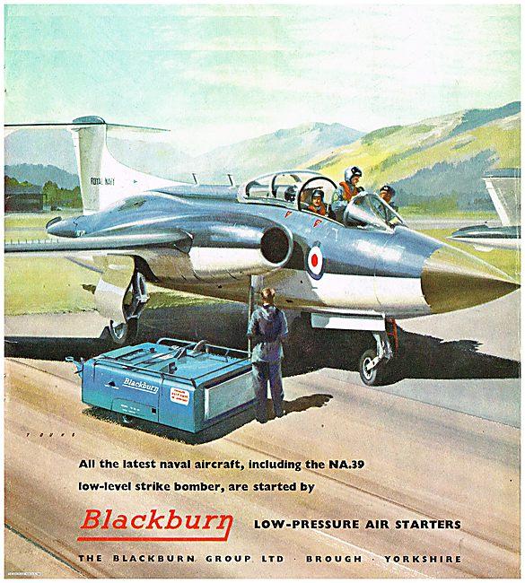 Blackburn Low Pressure Aircraft Starters
