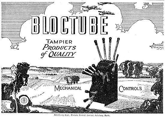 Tampier Bloctube Mechanical Controls