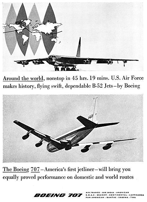 Boeing B52 - 707