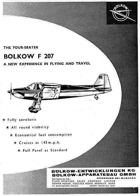 Bolkow F207