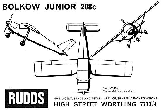 Bolkow Junior 208C