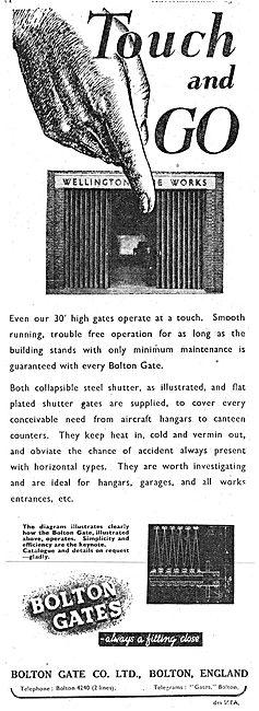 Bolton Gate Company - Industrial Gate & Hangar Doors