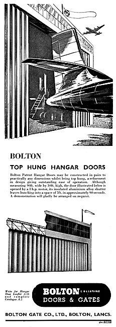 Bolton Hangar Doors