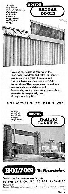 Bolton Hangar Doors: Bolton Gate Co