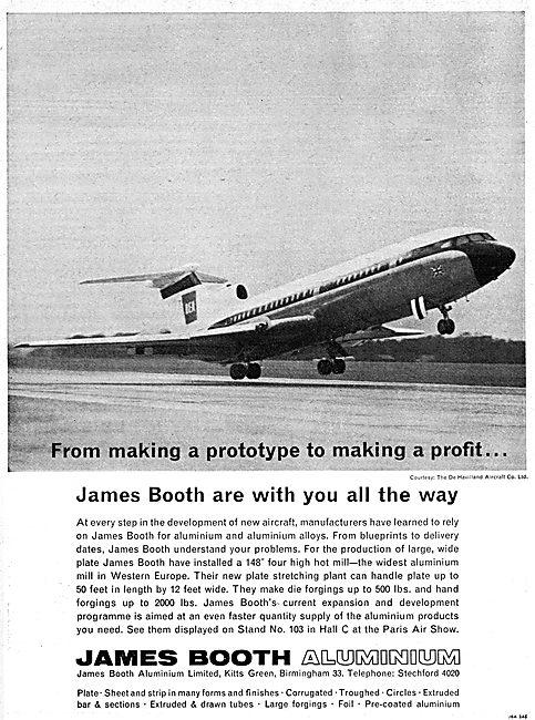 James Booth - Alumimium Distribution & Production