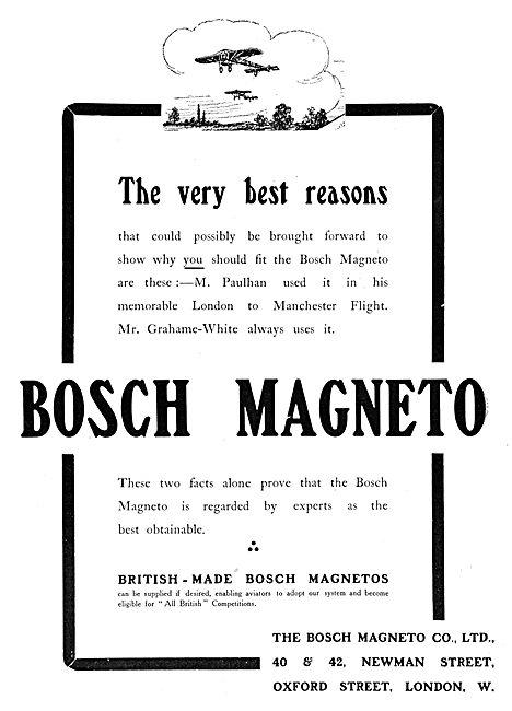 Bosch Magnetos