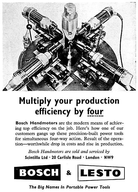 Bosch & Lesto Electric Tools