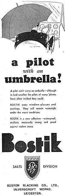 Bostik Waterproof Sealants For Aircraft