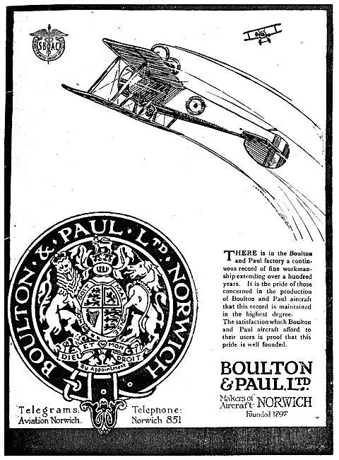 Boulton & Paul
