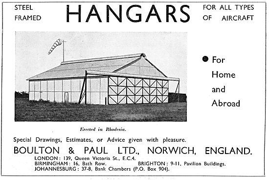 Boulton Paul Hangars