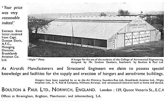 Brooklands Aviation Hangar