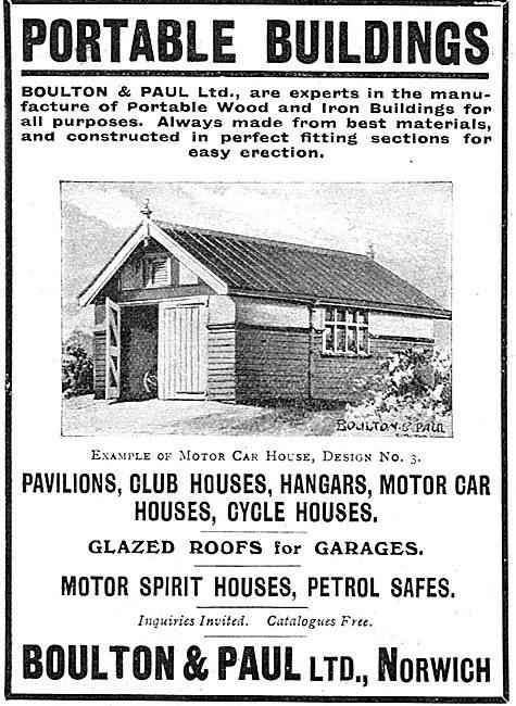 Boulton & Paul - Portable Buildings