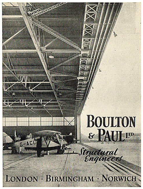 Boulton & Paul - Structural Engineers