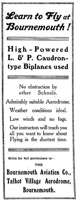 Bournemouth Aviation - Flying School