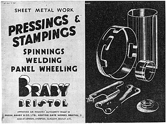 Braby Pressings And Stampings