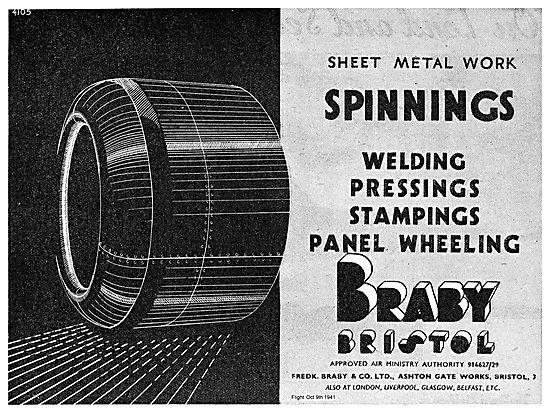 Braby Sheet Metal Pressings