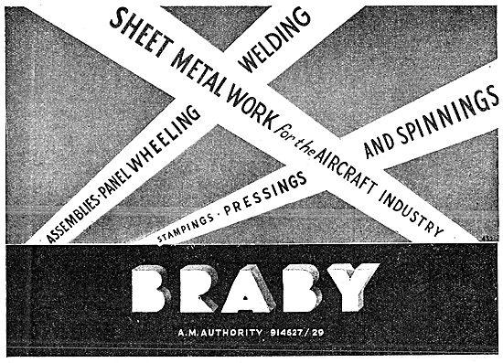 Fredk Braby - Aircraft Sheet Metal Work & Assemblies 1942