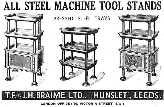 Braimes Sheet Metal Pressings - Aircraft
