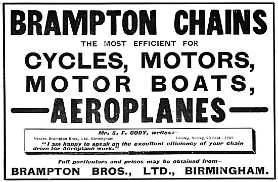Brampton Chains